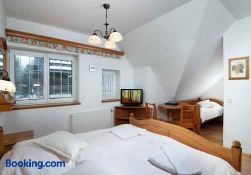 Hotel Bedriska Wellness Resort & Spa - Špindlerův Mlýn - Phòng ngủ