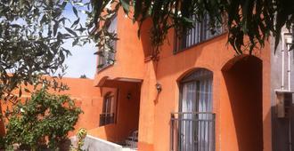 Hotel Del Cid - La Serena - Außenansicht