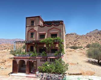 Hotel Riad Argana - Tafraout - Building