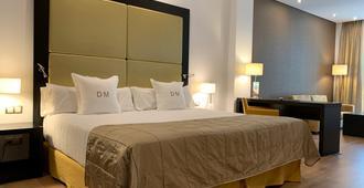 Gran Hotel Don Manuel - קסרס - חדר שינה