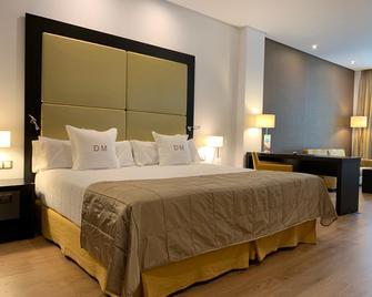 Gran Hotel Don Manuel - Cáceres - Bedroom