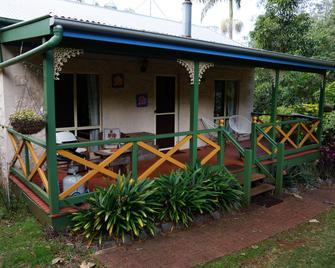 Kidd Street Cottages - North Tamborine - Patio