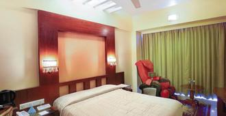 Hotel Shubhangan - מומבאי - חדר שינה