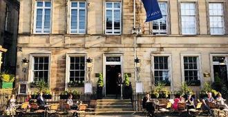 Le Monde Hotel - เอดินเบิร์ก - อาคาร