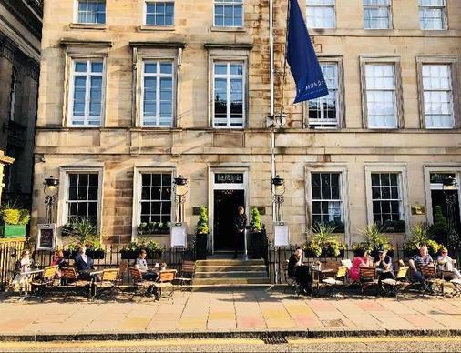 Le Monde Hotel - Edinburgh - Rakennus