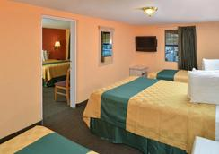 Americas Best Value Inn Port Aransas - Port Aransas - Makuuhuone