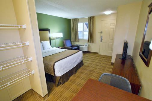 美國溫斯頓 - 賽勒姆 - 漢尼斯購物中心大道長住酒店 - 溫斯頓 – 賽勒 - 溫斯頓·塞勒姆 - 臥室