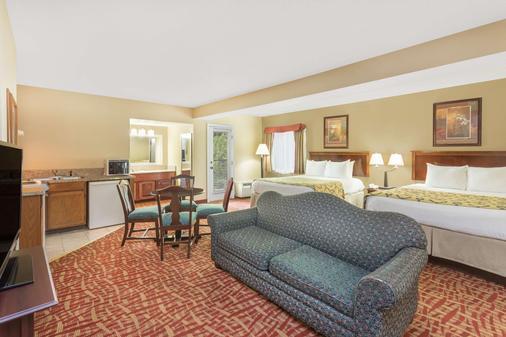 塞維爾貝蒙特套房酒店 - 賽維爾維爾 - 賽維爾維爾 - 臥室