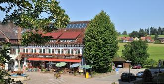 Gasthof Hirschen - Sankt Peter - Gebäude