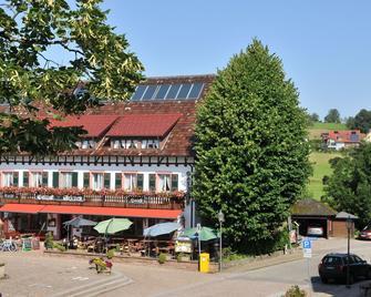 Gasthof Hirschen - Sankt Peter - Gebouw