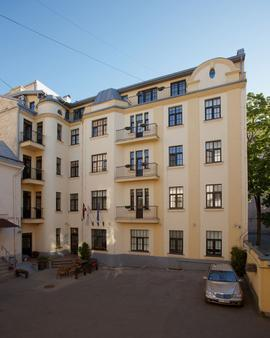 Hotel Edvards - Ρίγα - Κτίριο