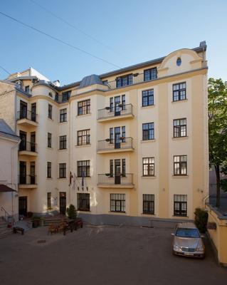 Hotel Edvards - Riga - Building