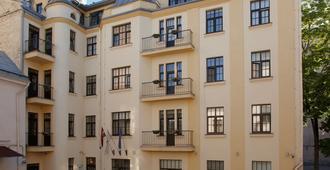 Hotel Edvards - Riga - Edificio