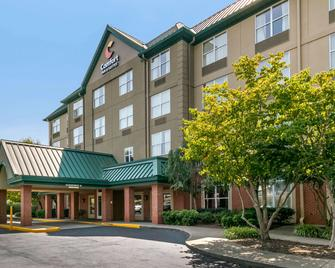 Comfort Inn and Suites Nashville Franklin Cool Springs - Franklin - Building