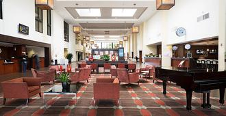 Ontario Airport Hotel & Conference Center - Ontario - Lounge
