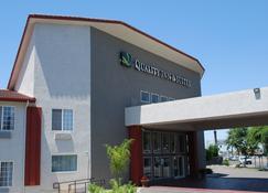 Quality Inn & Suites - Fresno - Building