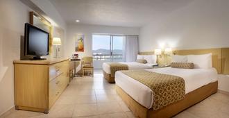 Hs Hotsson Smart Acapulco - Acapulco - Schlafzimmer