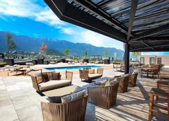 Camino Real Fashion Drive Monterrey - San Pedro Garza Garcia - Πισίνα