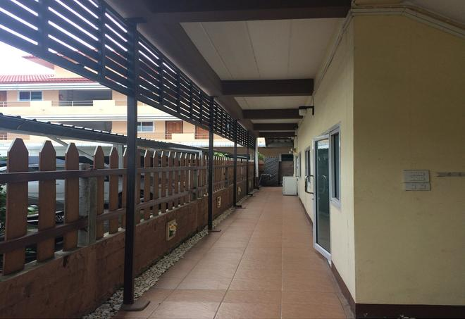 NT Mansion - Khon Kaen - Hallway