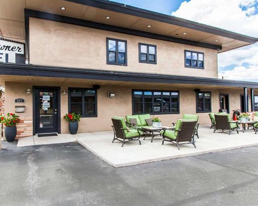 Rodeway Inn & Suites Downtowner-Rte 66 - Williams - Toà nhà
