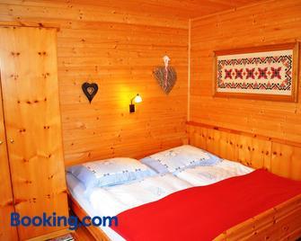 Almhaus Weißmann - Patergassen - Bedroom