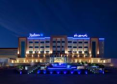 Radisson Blu Hotel, Sohar - Sohar - Edificio