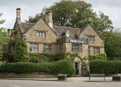 The Peacock at Rowsley - Matlock - Building
