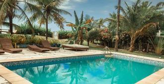 Eco Beach Hostel - Porto Seguro - Pool