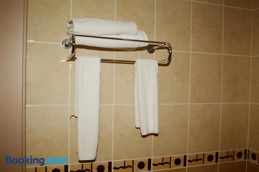 Club Sidar - Alanya - Bathroom