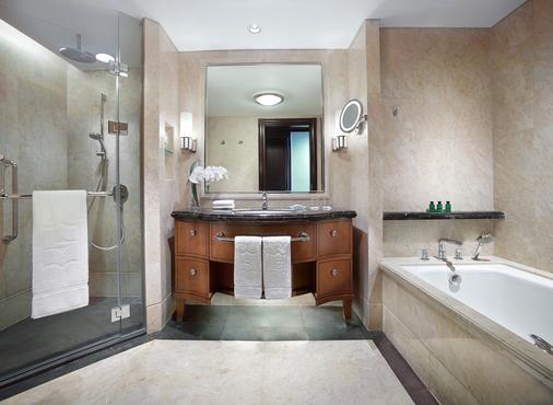 雅加達香格里拉大酒店 - 雅加達 - 雅加達 - 浴室