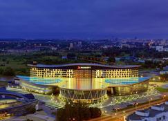 Minsk Marriott Hotel - Minsk - Vista del exterior