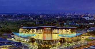Minsk Marriott Hotel - Minsk - Näkymät ulkona