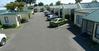ASURE Sundowner Motel - Blenheim - Cảnh ngoài trời