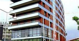 Art Hotel Olympic - Turin - Building