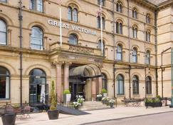 Great Victoria Hotel - Bradford - Building