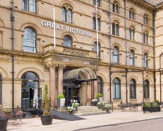 Great Victoria Hotel - Bradford - Gebouw