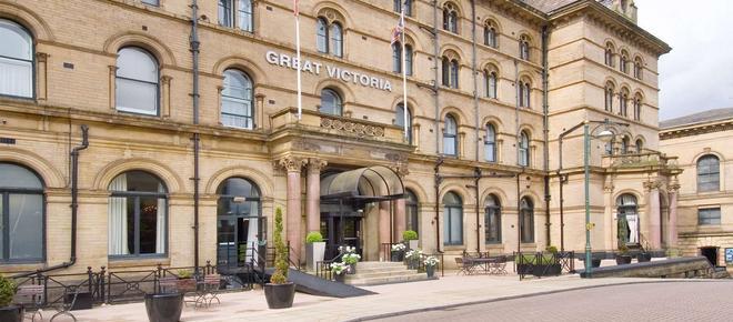 Great Victoria Hotel - Bradford - Rakennus