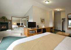 Ramada Limited Merritt - Merritt - Bedroom