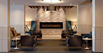 Delta Hotels by Marriott Winnipeg - Winnipeg - Area lounge