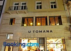 U Tomana - Brno - Edificio