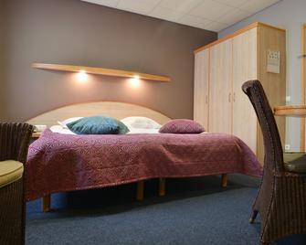 Hotel Cajou - De Panne - Κρεβατοκάμαρα