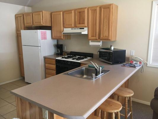 Mountain Landing Suites & Rv Park - Pagosa Springs - Kitchen