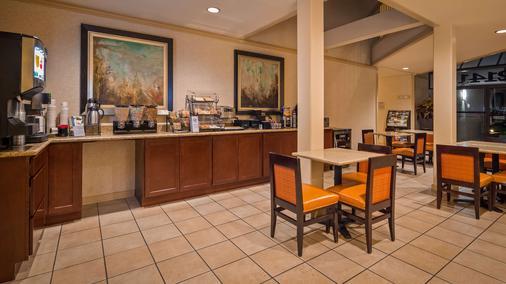 Best Western De Anza Inn - Monterey - Buffet