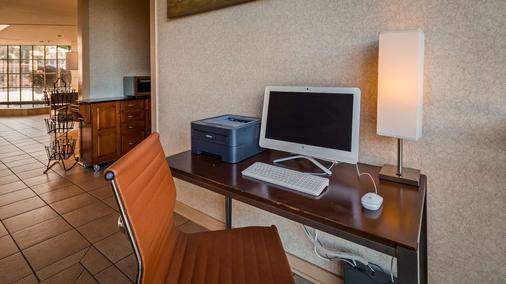 Best Western De Anza Inn - Monterey - Business centre