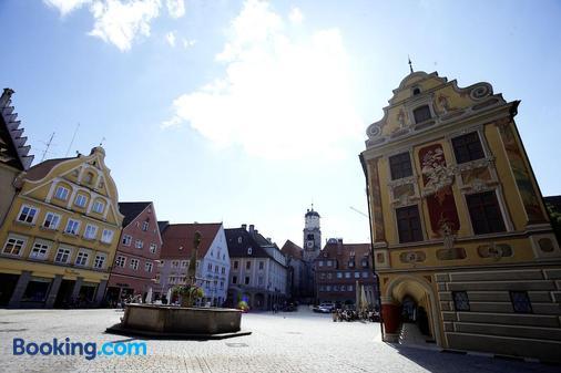 Hotel Falken - Memmingen - Attractions