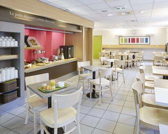B&b Hotel Lille Centre Grand Palais - Лілль - Ресторан