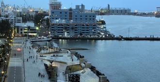 Hotel Mar y Tierra - Veracruz - Vista del exterior