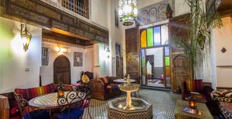 Riad Sunrise - Fes - Area lounge