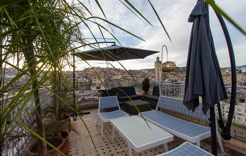 Riad Sunrise - Fez - Outdoor view