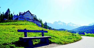 Hotel Waldhaus am See - Sankt Moritz - Näkymät ulkona